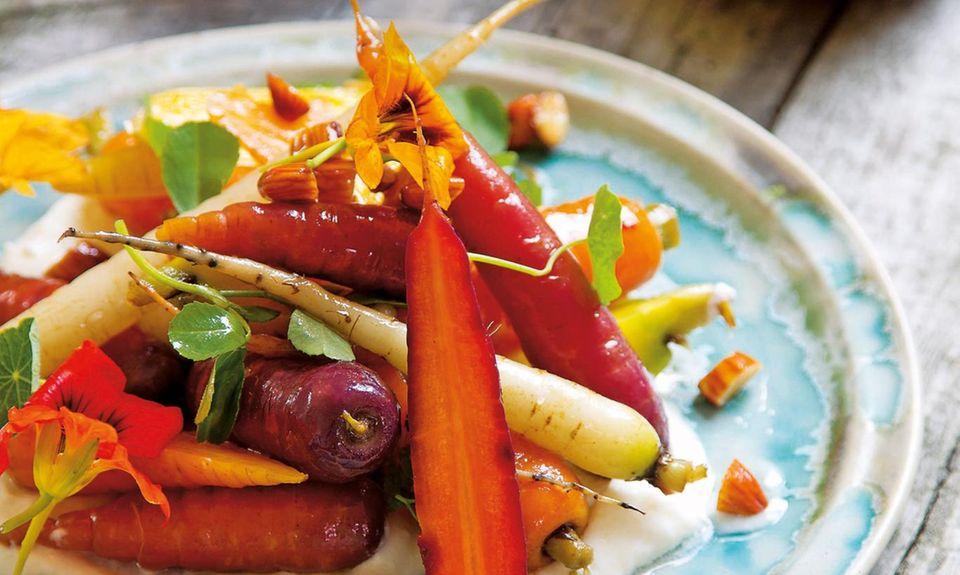 Salat: Vitamingipfel