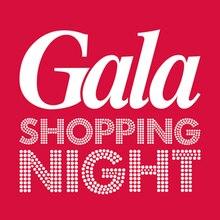 Logo Gala Shopping Night