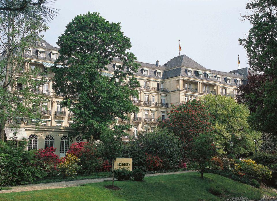"""Die Location: Glamouröser Showdown im """"Brenners Park-Hotel & Spa"""": Hier werden am 16. März die Gala-Spa-Awards 2013 verliehen."""