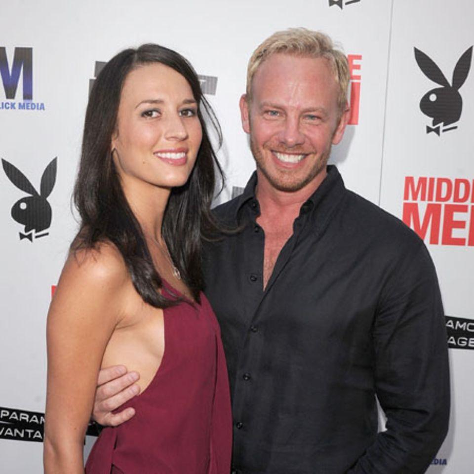 Erin und Ian Ziering