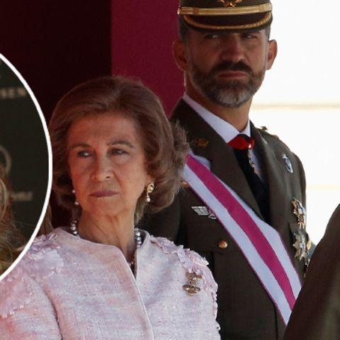 Corinna zu Sayn-Wittgenstein, Juan Carlos