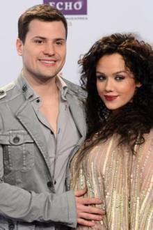 Rocco Stark und Kim Debkowski