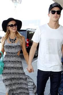 Paris Hilton und River Viiperi