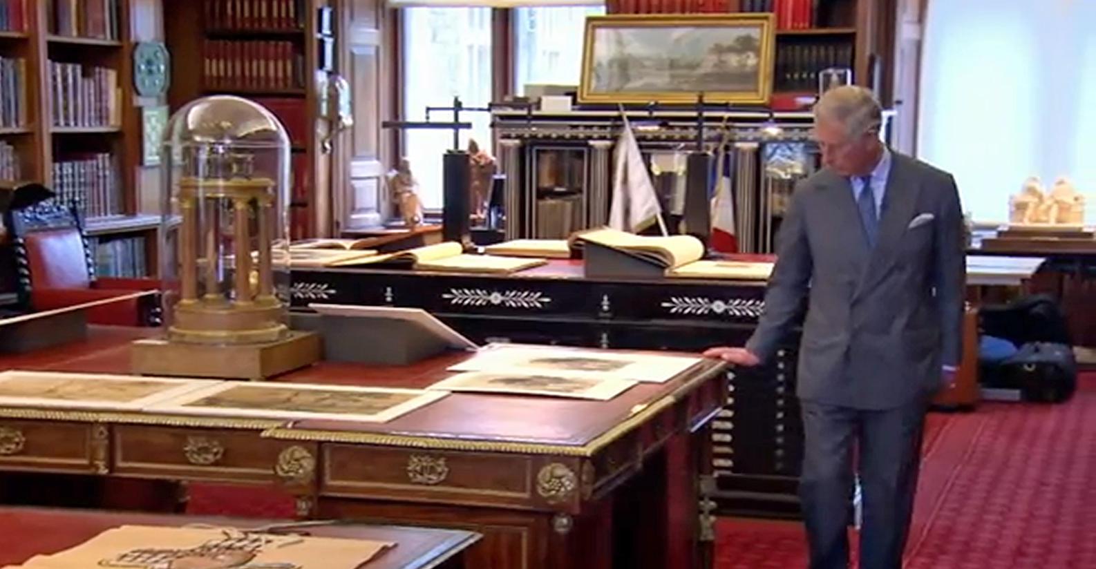 Viele von Prinz Charles' Ahnen haben künstlerische Schätze hinterlassen, die ab Juni in Windsor ausgestellt werden.