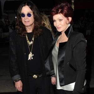 Ozzy und Sharon Osbourne