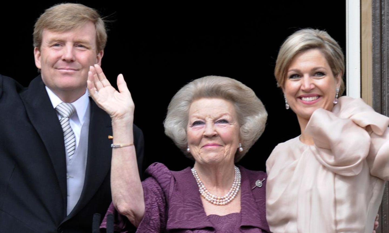 König Willem-Alexander, Prinzessin Beatrix, Königin Máxima