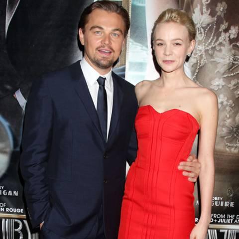 Leonardo DiCaprio und Carey Mulligan