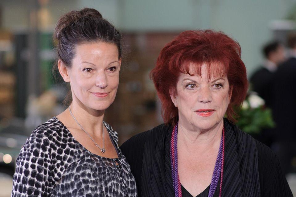 Ein gutes Team: Regina und Tanja Ziegler leiten ihre Produktionsfirma als gleichberechtigte Geschäftsführerinnen.