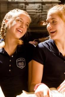 Jana und Sophia Münster: Zwillinge mit Potenzial