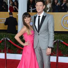 Cory Monteith und Lea Michele