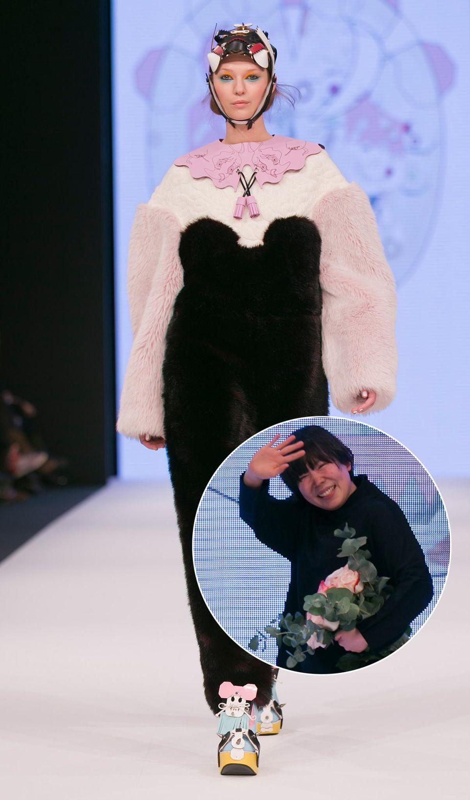 Die Zukunft der skandinavischen Mode: Eine prominente Jury verlieh im Januar den H&M Design Award an die Südkoreanerin Minju Kim. Ihre Mangainspirierte Gewinnerkollektion geht sogar in Produktion.
