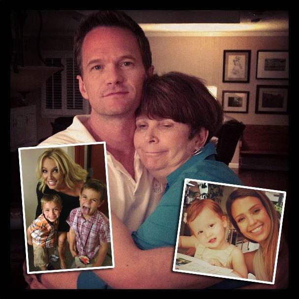 Neil Patrick Harris, Britney Spears, Jessica Alba