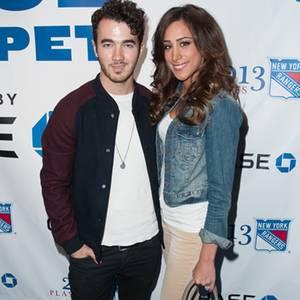 Kevin Jonas und Danielle Deleasa