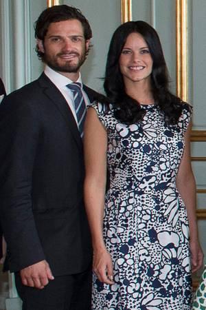 Carl Philip von Schweden, Sofia Hellqvist