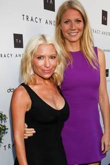 Tracy Anderson und Gwyneth Paltrow