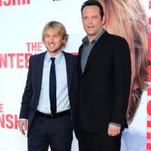 Owen Wilson und  Vince Vaughn