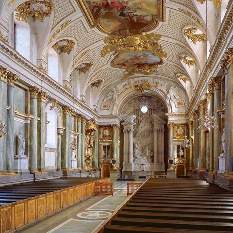 Stockholm Schlosskapelle