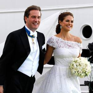 Chris O'Neill, Prinzessin Madeleine