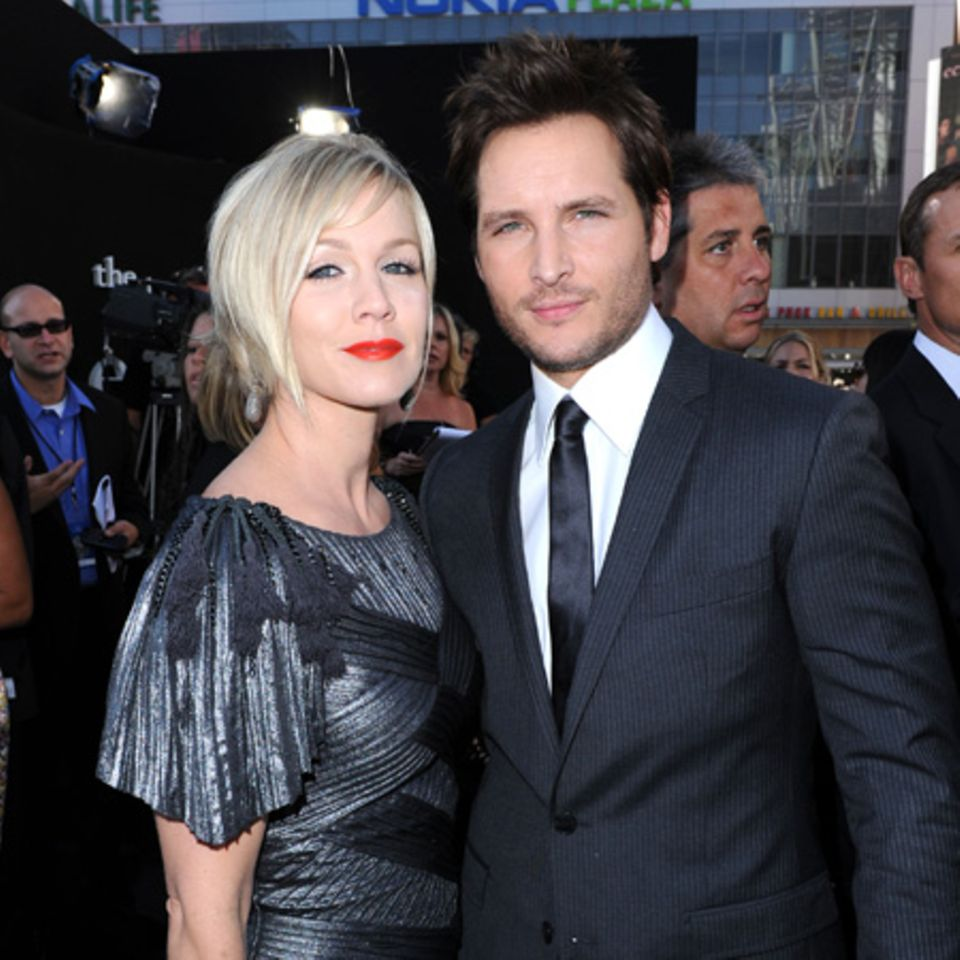 Jennie Garth und Peter Facinelli