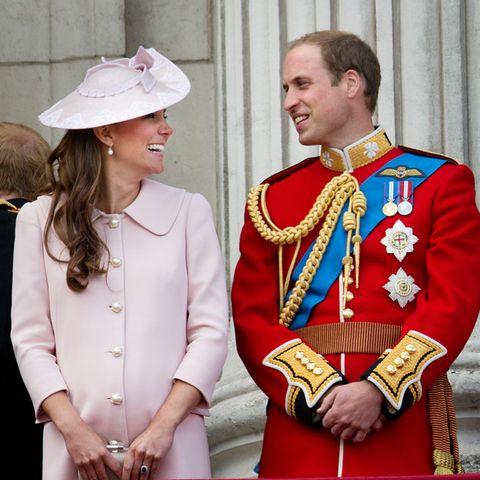 Catherine und William