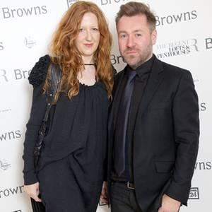 Thea Bregazzi und Justin Thornton