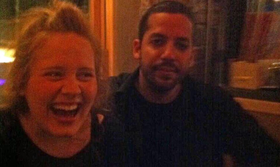 Adele, David Blaine
