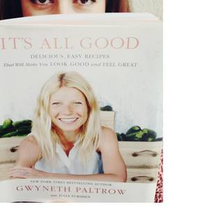 Kochen wie die Stars - Gwyneth Paltrow