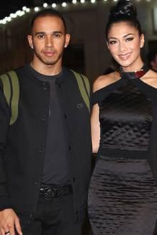 Lewis Hamilton und Nichole Scherzinger