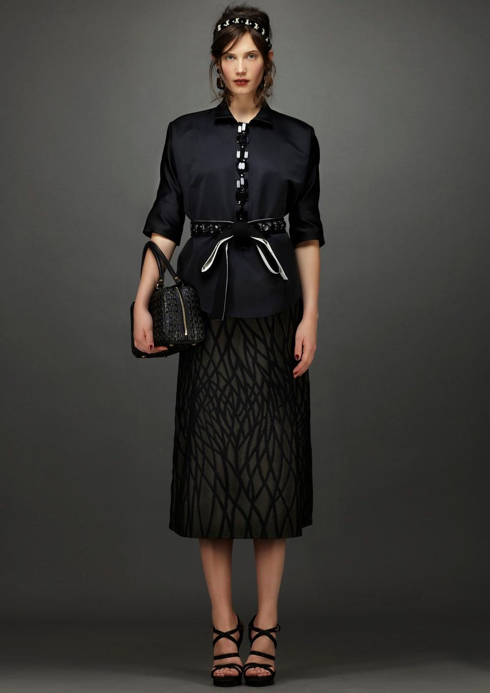 Marni Evening Collection 2014