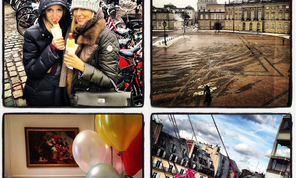 Einblicke ins Leben einer modernen Prinzessin: Dänisches Hot-Dog-Essen mit der ältesten Tochter, Schloss Amalienborg in Kopenhagen, Geburtstag des jüngsten Sohnes und Familienurlaub in Paris.