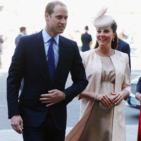 Prinz William und Herzogin Catherine