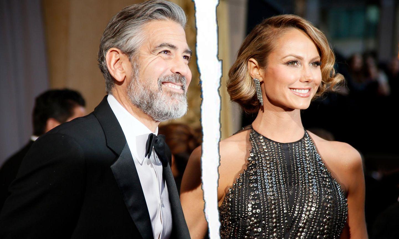 George Clooney, Stacy Keibler