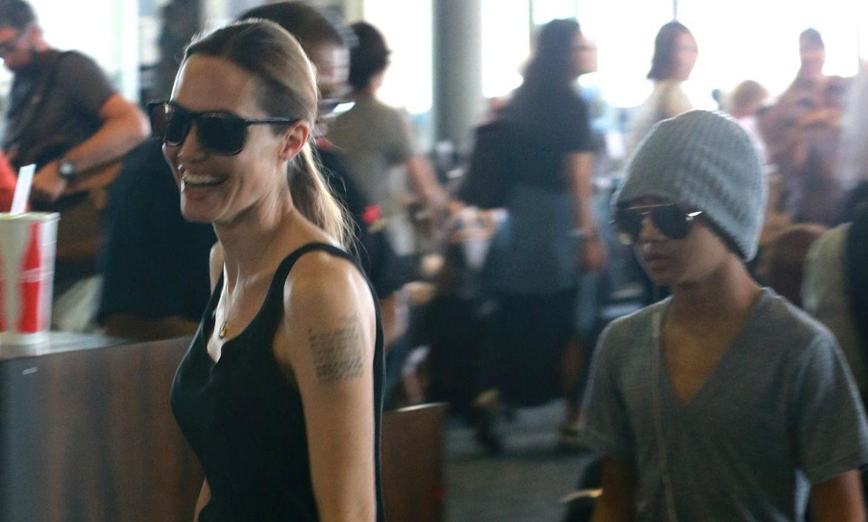 Angelina Jolie, Maddox Jolie-PItt