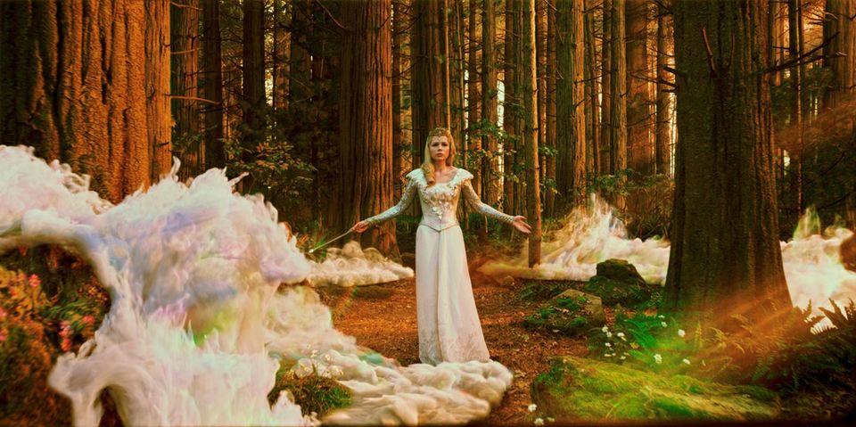 """Michelle Williams als Hexe """"Glinda"""""""