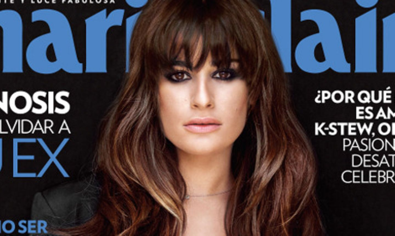 """Lea Michele für """"Marie Claire"""""""