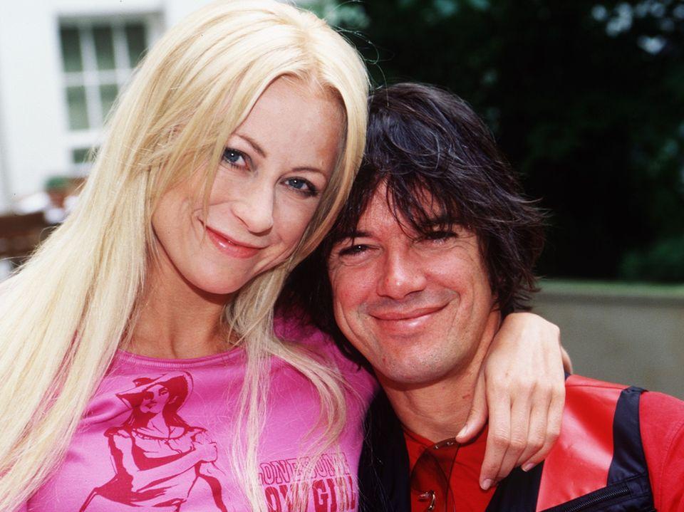 """69 Tage im """"Big Brother""""-Container machten Alexander Jolig im Jahr 2000 zur TV-Berühmtheit. Aus seiner Affäre mit Jenny Elvers entsprang 2001 Sohn Paul. Bei der Geburt war Jolig dabei."""