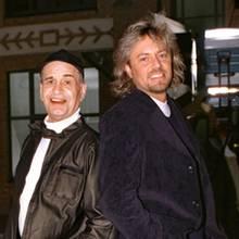 Drafi Deutscher und Oliver Simon