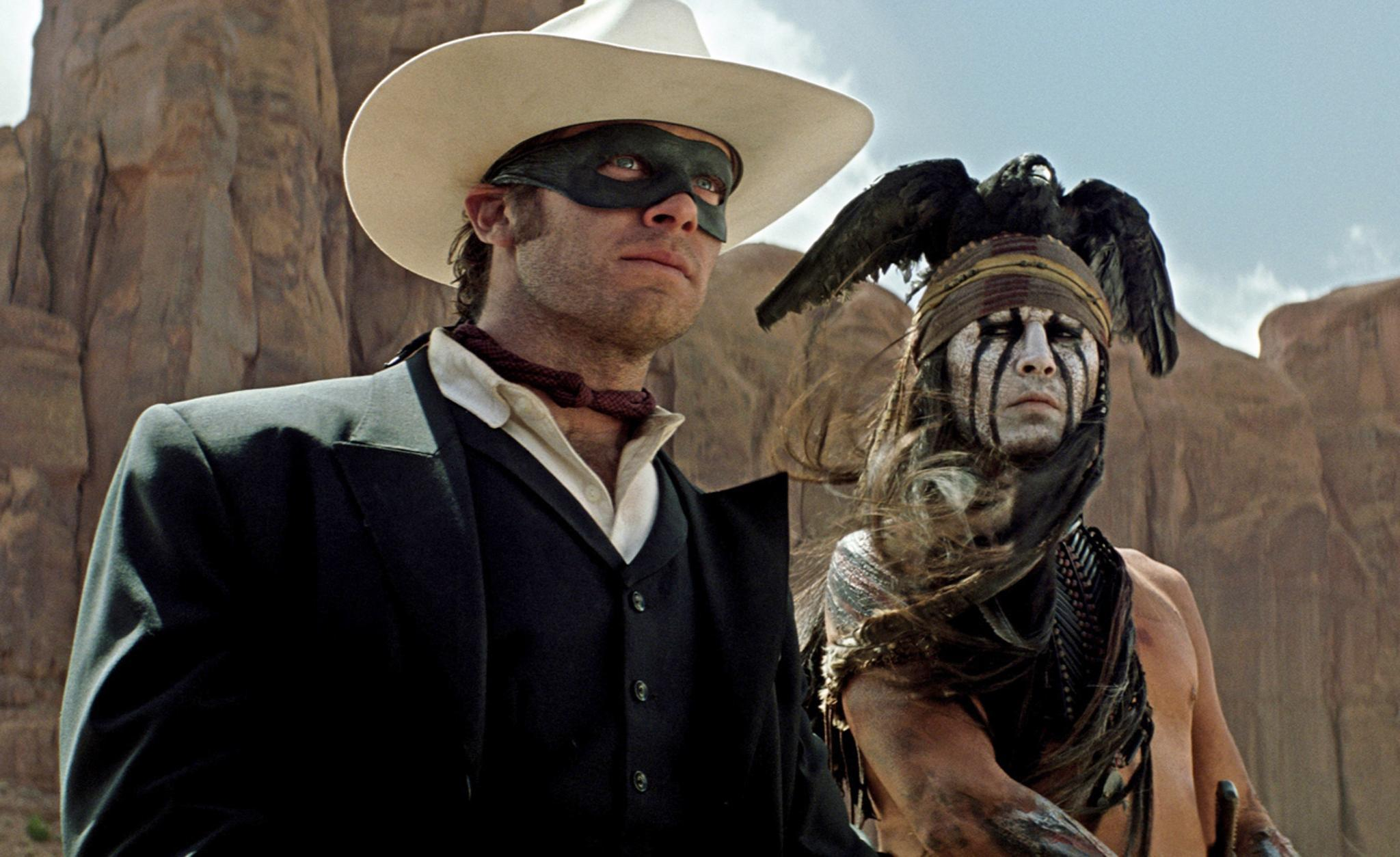 """Lone Ranger"", ""Tonto"""