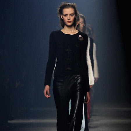 Sonia Rykiel model