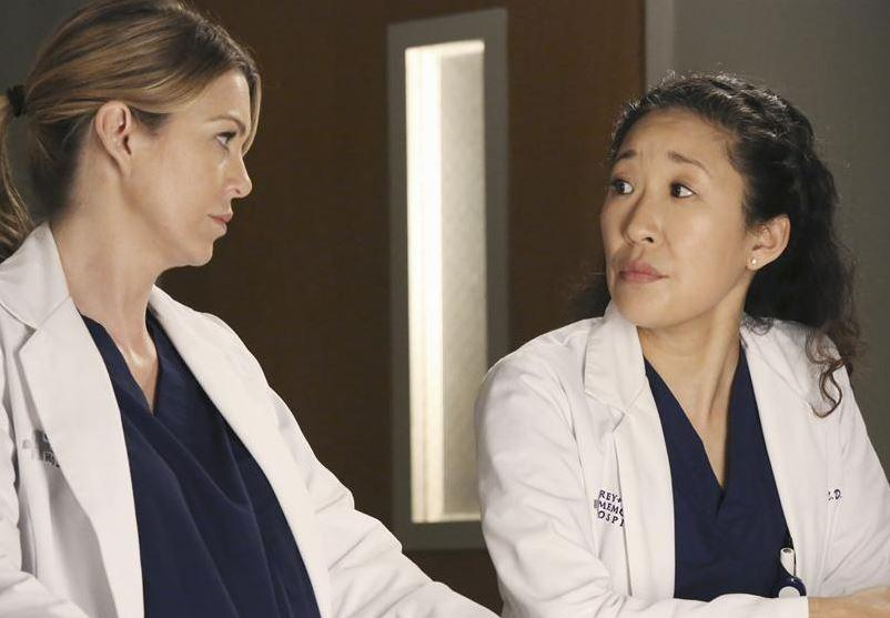 "Als ""Dr. Christina Yang"" stand Sandra Oh zehn Jahre lang Ellen Pompeo alias ""Dr. Meredith Grey"" zur Seite."