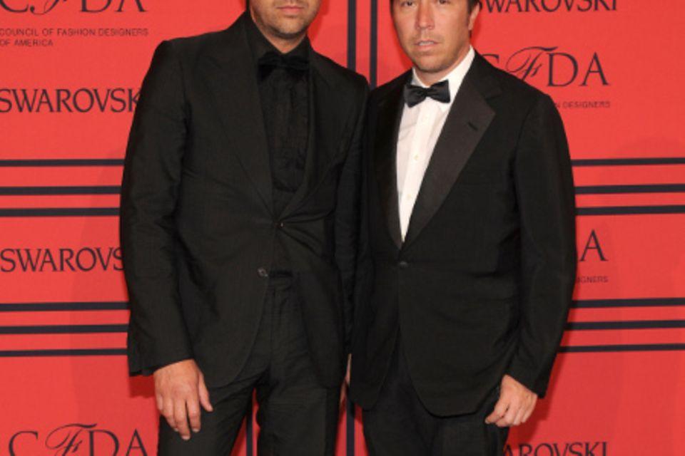 Ruffian-Designer Brian Wolk und Claude Morais
