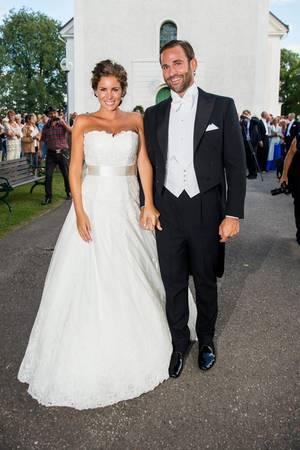Jonas Bergström, Stephanie Af Klercker
