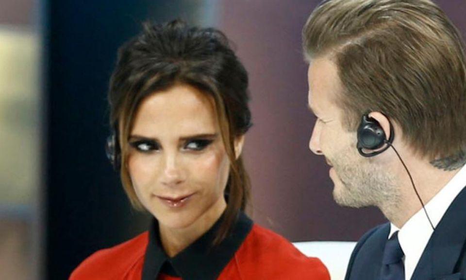 Victaria + David Beckham