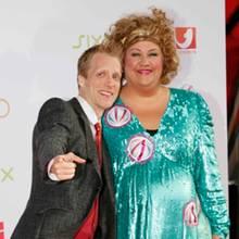 Oliver Pocher und Cindy aus Marzahn