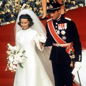 Prinz Harald + Prinzessin Sonja