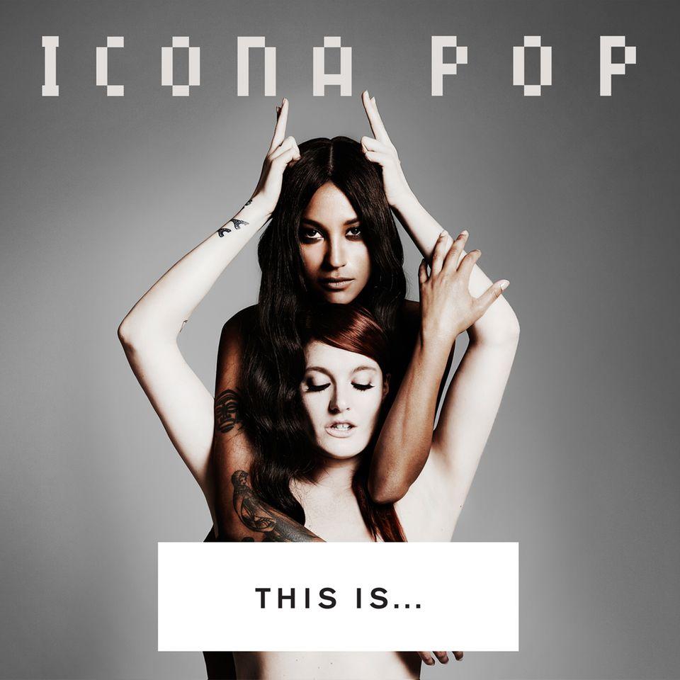 """Neue Platte: """"Girlfriend"""" ist die aktuelle Single von Icona Pop und überzeugt mit knalligem Disco-Pop. Das zweite Album des Duos """"This Is ... Icona Pop"""" erscheint demnächst."""