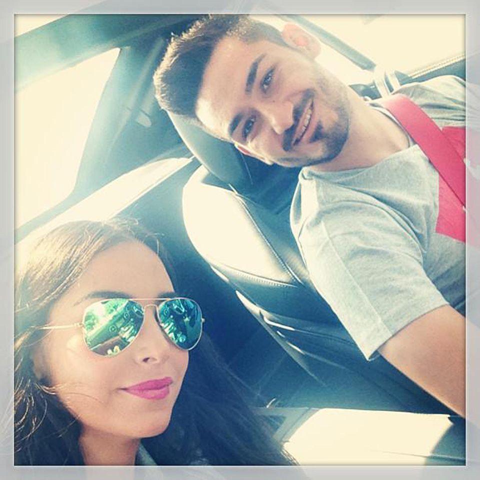 Schauspielerin Sila Sahin postete die Nachricht vom Liebesglück mit Fußballer Ilkay Gündogan auf Instagram. Die beiden sind seit Anfang 2013 ein Paar.
