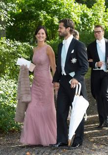 Sofia Hellquvist, Carl Philip von Schweden