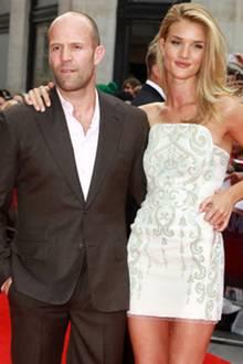 Jason Statham und Rosie Huntington-Whiteley