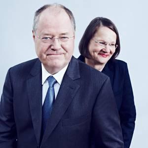 Peer Steinbrück, Gertrud Steinbrück